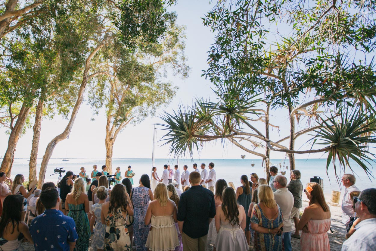 Peregian Wedding - Sunshine Coast Art Photographer