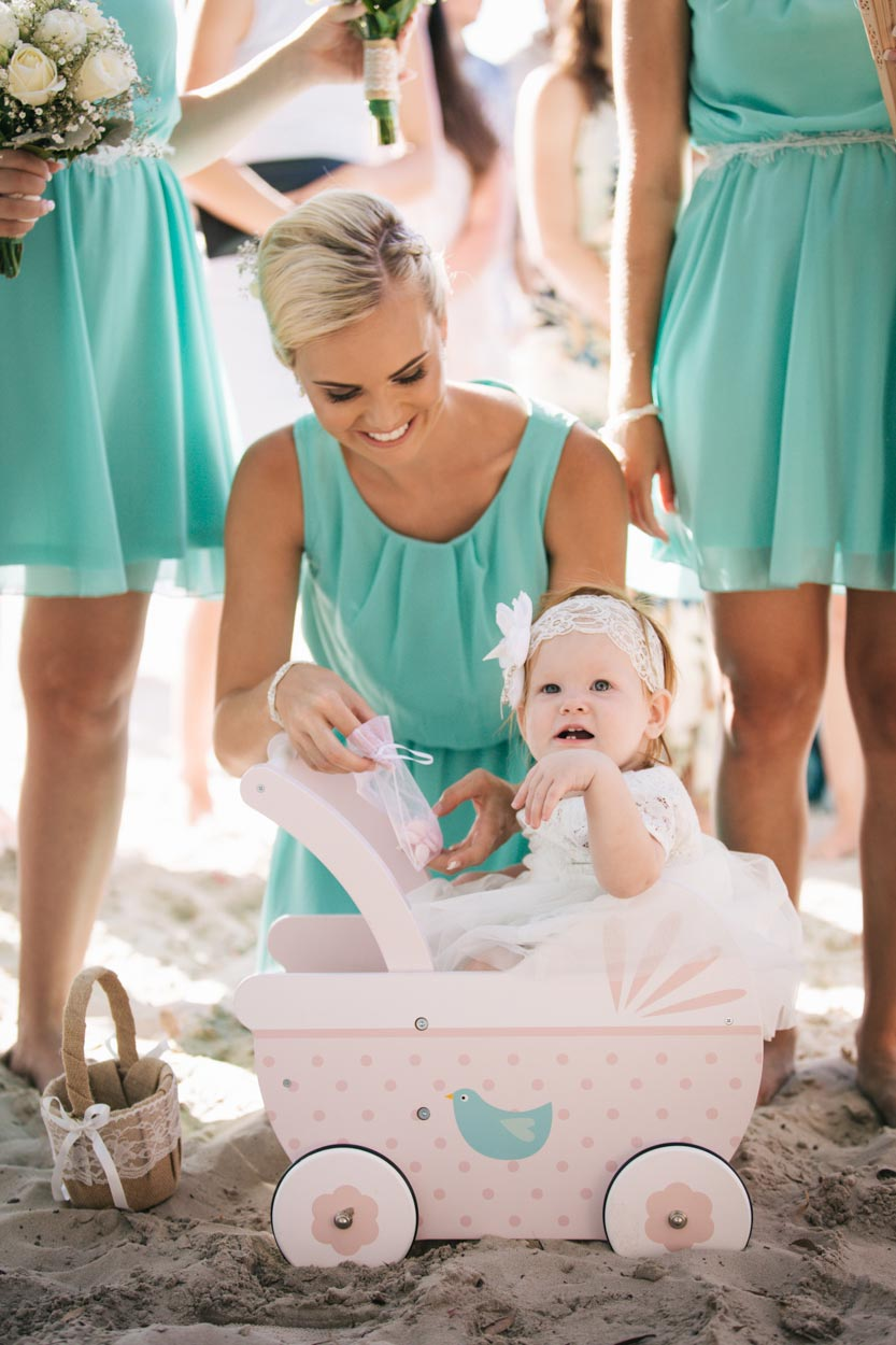 Sunshine Coast and Brisbane Family Wedding Photographer