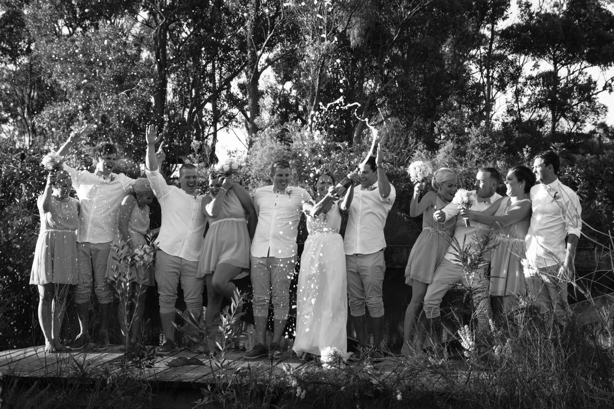 Brisbane Wedding Celebration - Sunshine Coast Hinterland Photographers, Queensland, Australia
