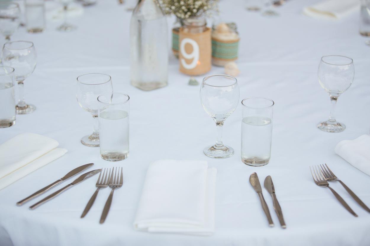 Outdoor Brisbane Wedding Reception - Maleny, Sunshine Coast Photographer