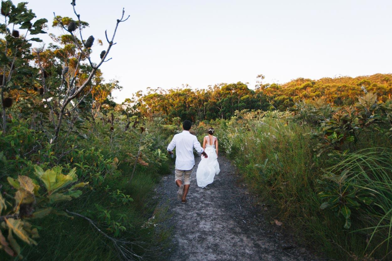 Destination Wedding, Fraser Island - Sunshine Coast Photographer, Queensland, Australian