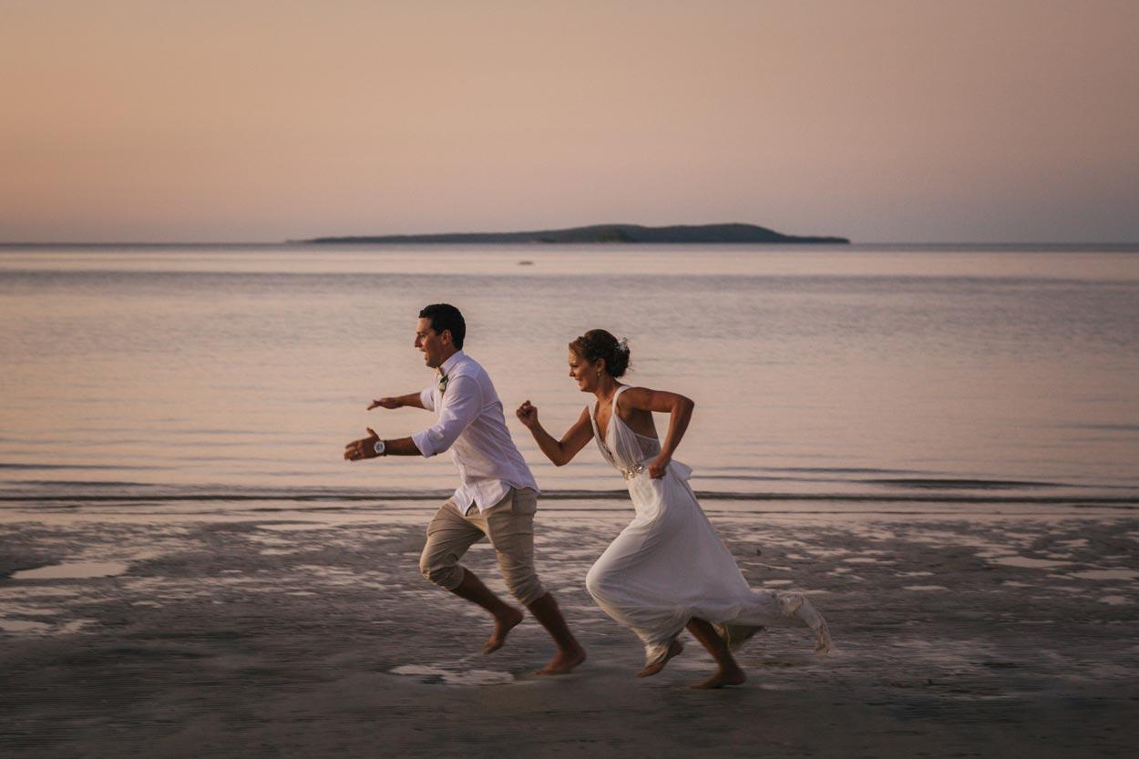 Elopement Wedding Photographers - Sunshine Coast Destination Photography
