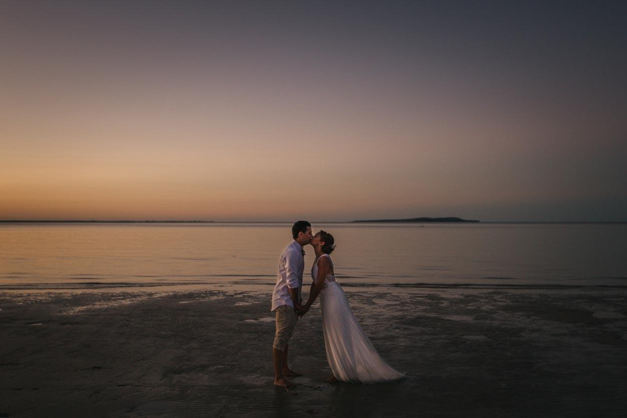 Beautiful Destination Elopement Wedding - Sunshine Coast Photographer, Queensland, Australia