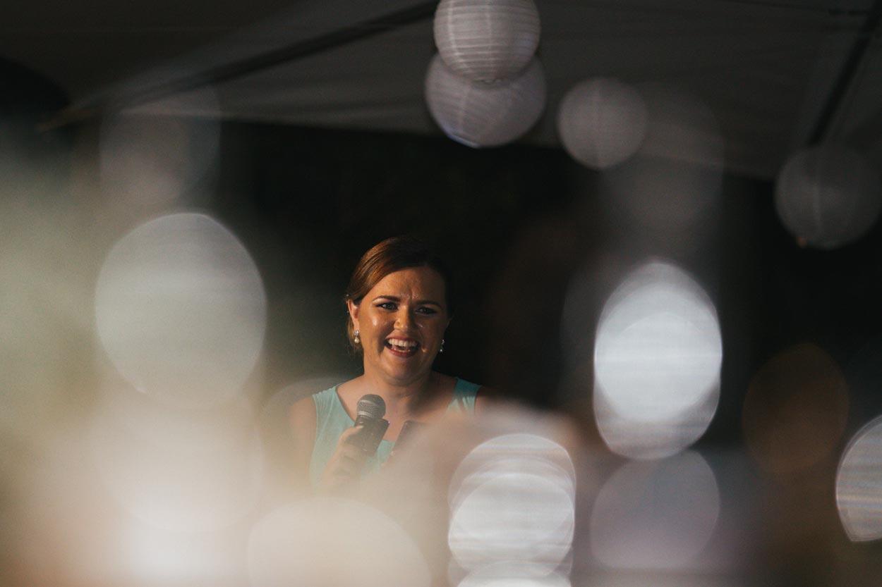Awesome Wedding Reception - Fraser Island Photographers