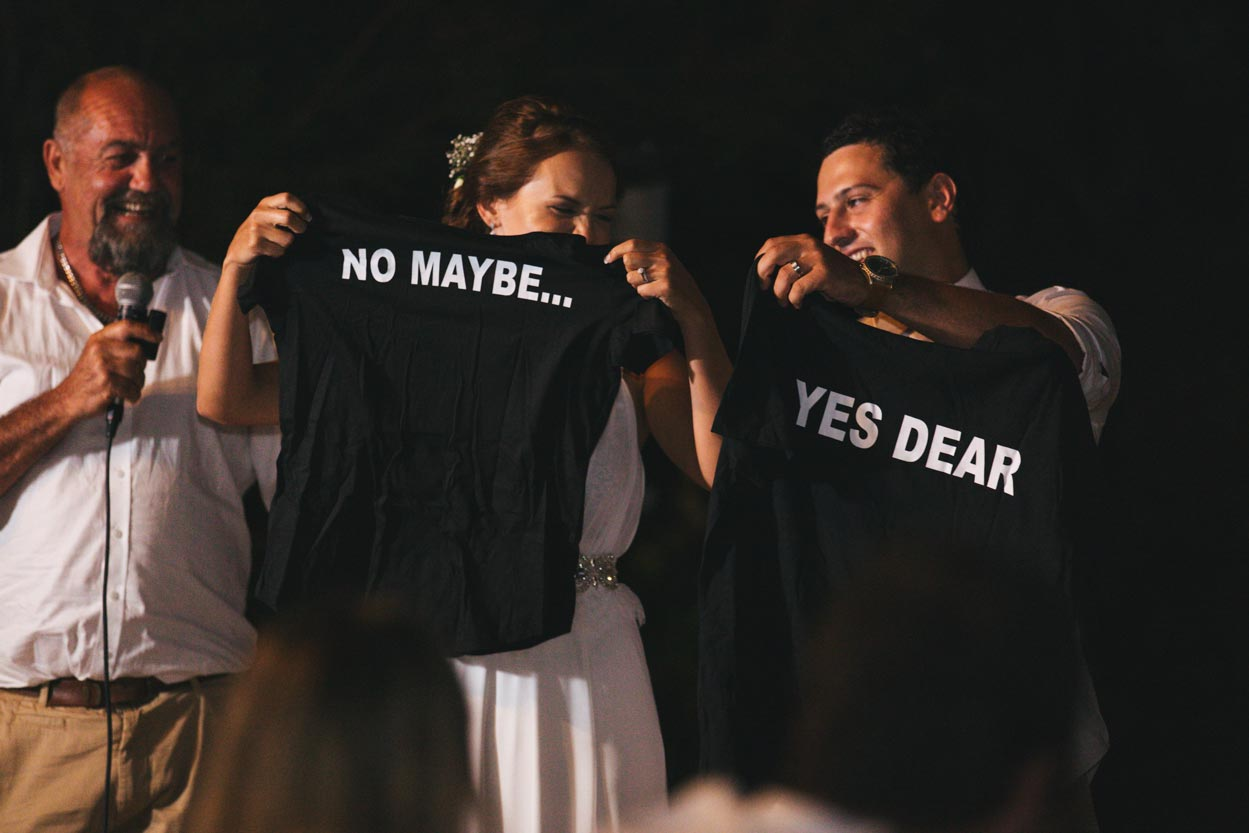 Hilarious and Precious Wedding Moments - Sunshine Coast Photographers
