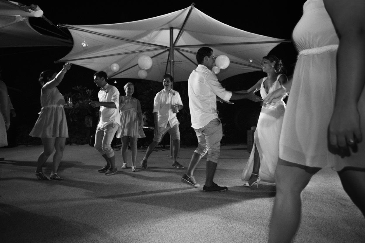 Big Wedding Party - Montville, Sunshine Coast Photographer