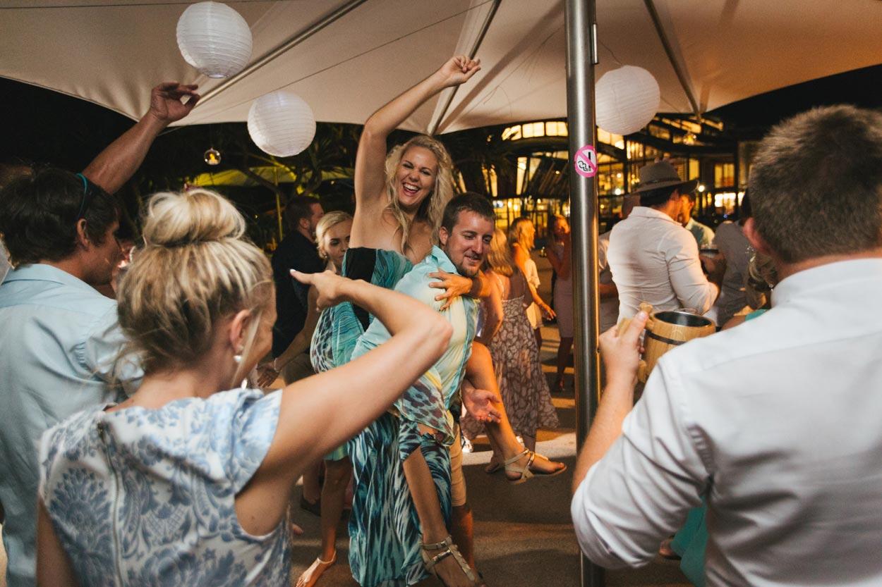 Fraser Island Wedding Party - Mapleton, Sunshine Coast Photographers