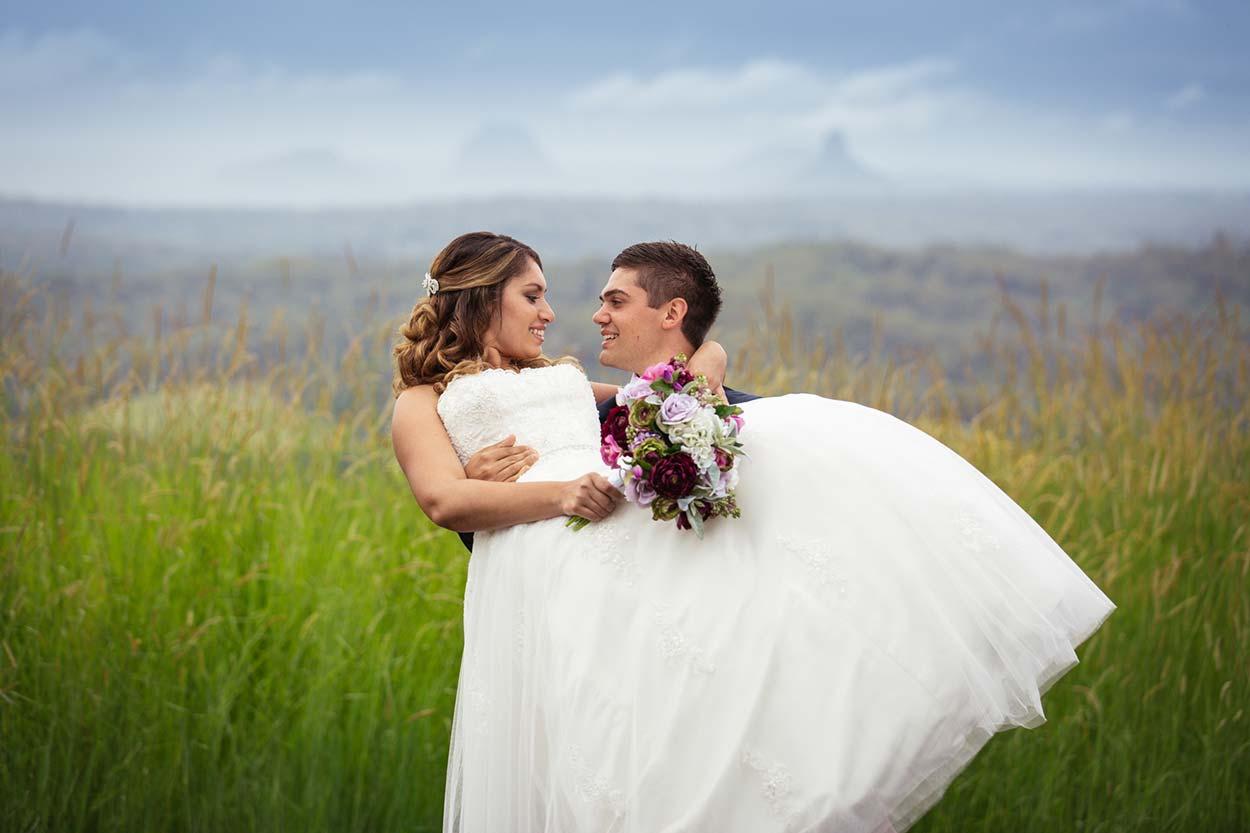Maleny, Queensland Wedding - Sunshine Coast, Australian Photographers