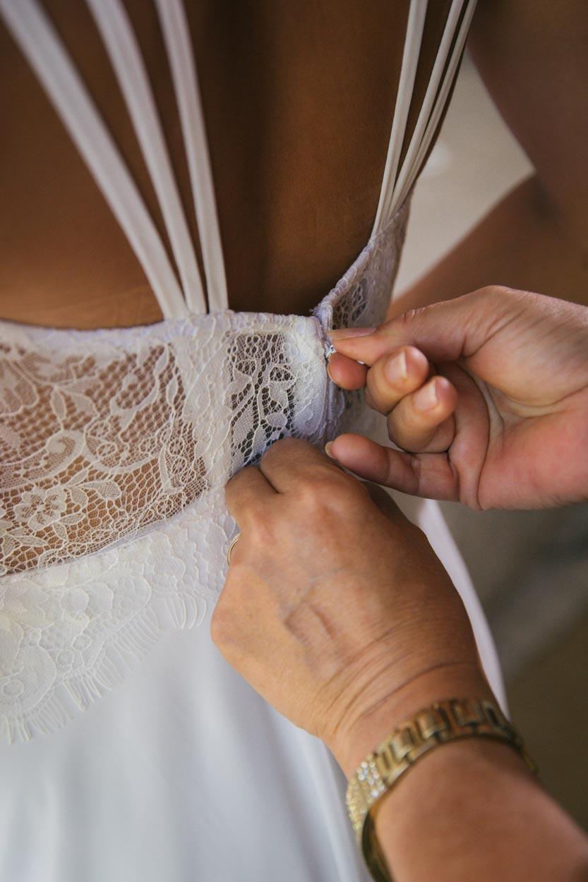 Stunning Montville, Brisbane Australian Designer Wedding Dress - Sunshine Coast, Queensland Elopement Photographer