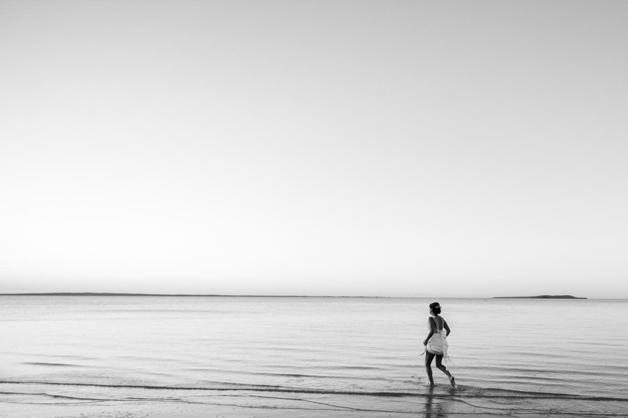 Noosa Beach Wedding Elopement - Sunshine Coast, Queensland, Australian Destination Photographer
