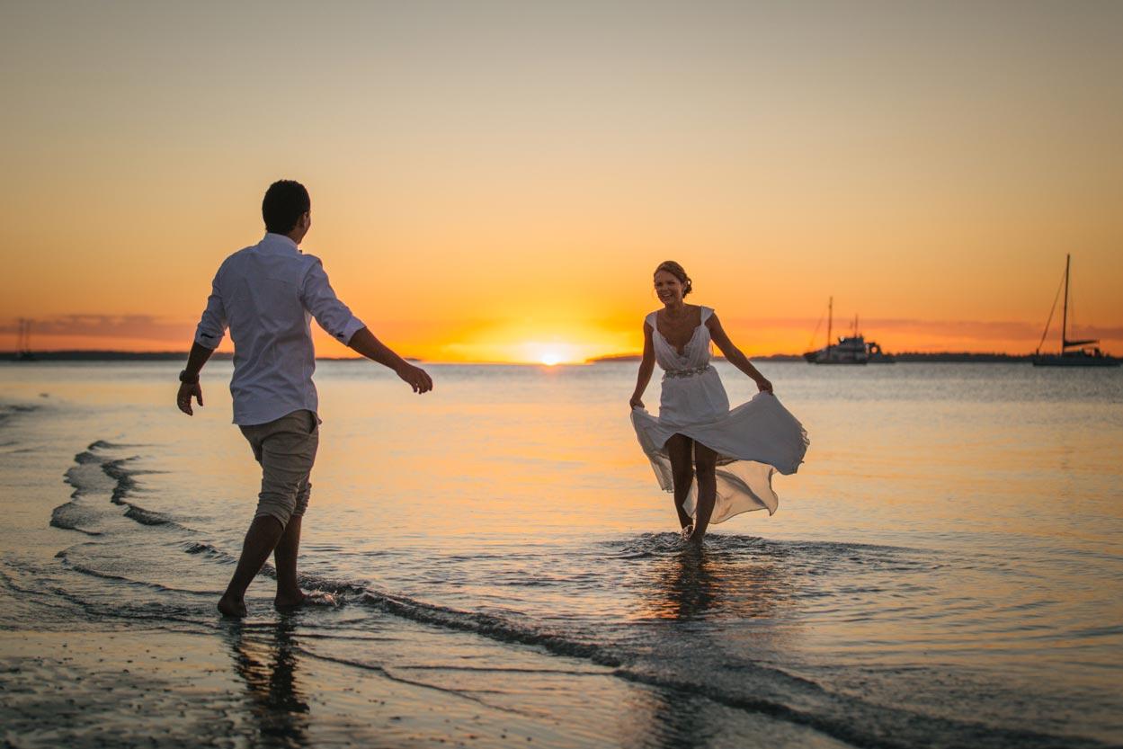 Award Winning Elopement Wedding - Sunshine Coast, Queensland, Australian Destination Photographer