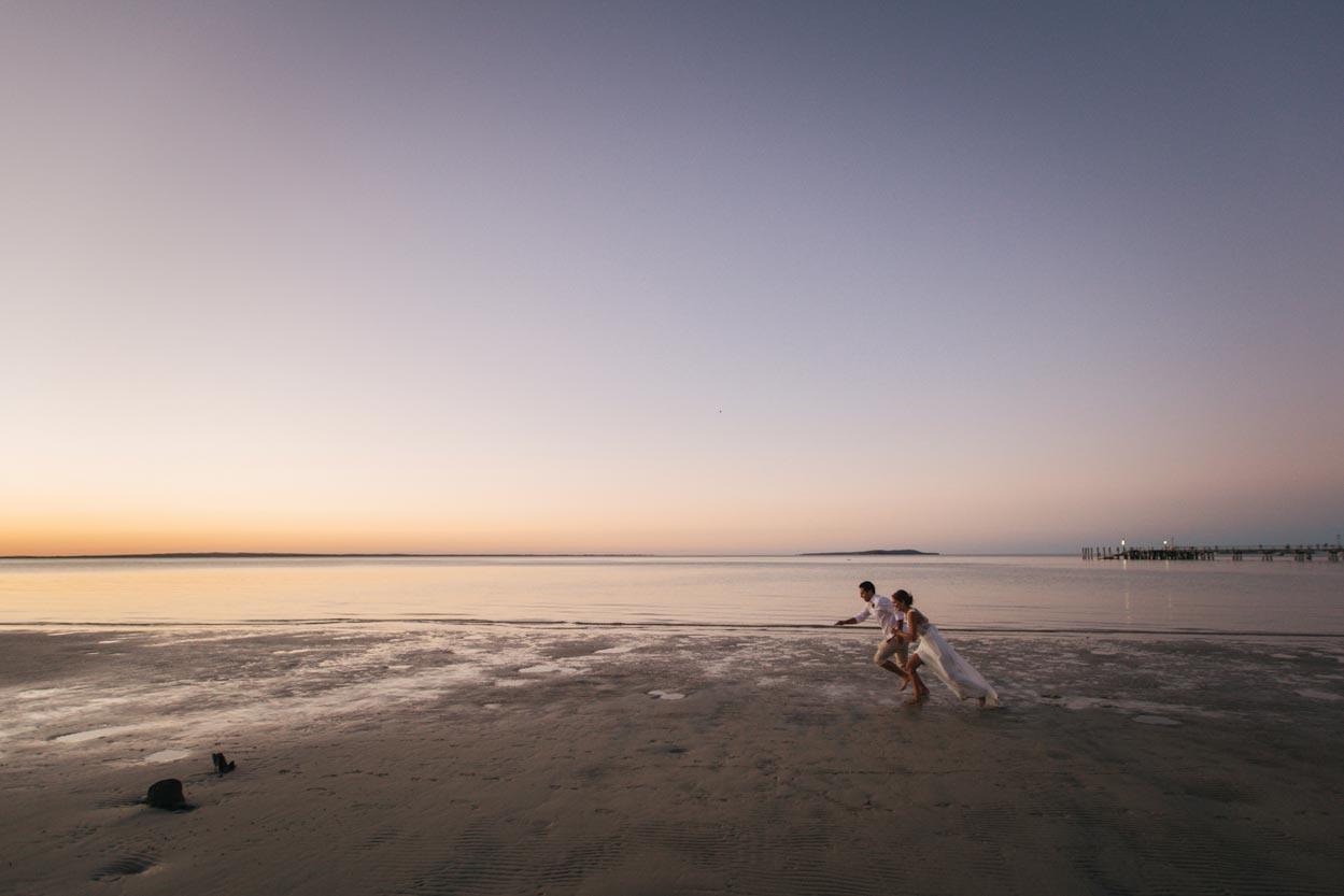 Fraser Island Elopement Wedding - Noosa, Sunshine Coast, Queensland, Australian Destination Photographer