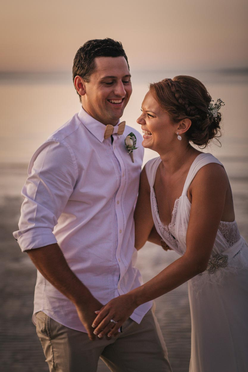 Happy Noosa Wedding - Sunshine Coast, Queensland, Australian Destination Photographer