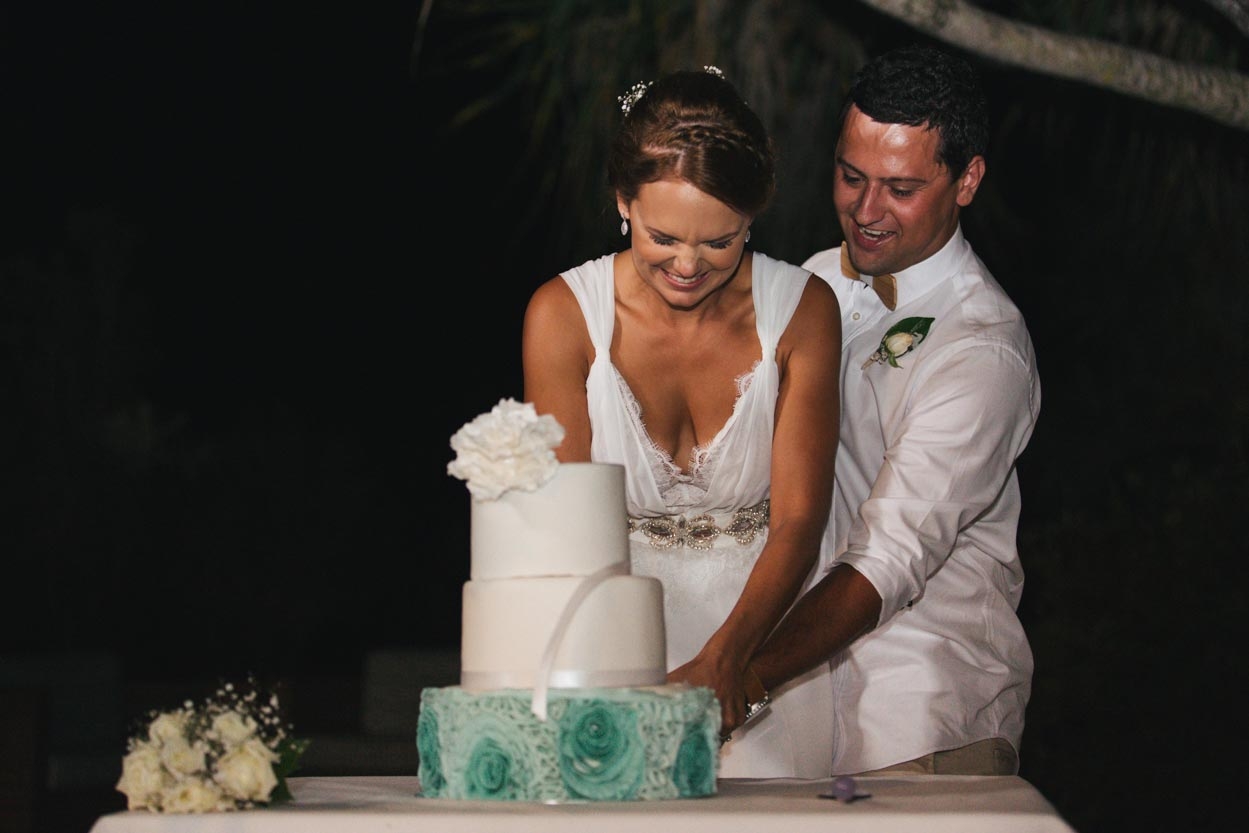 Noosa Beach Elopement - Sunshine Coast, Queensland, Australian Destination Wedding Photographer