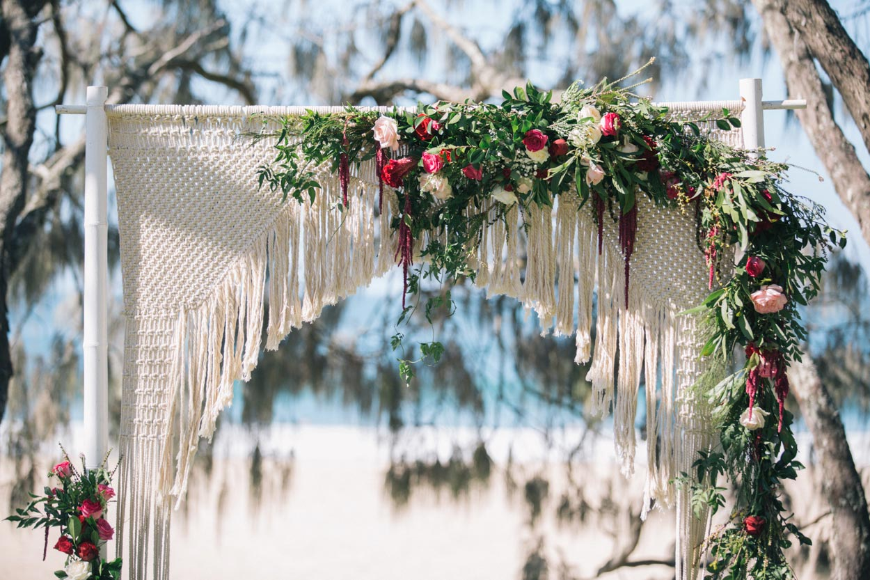 Hidden Grove, Noosa Wedding Arbour - Sunshine Coast, Australian Photographers