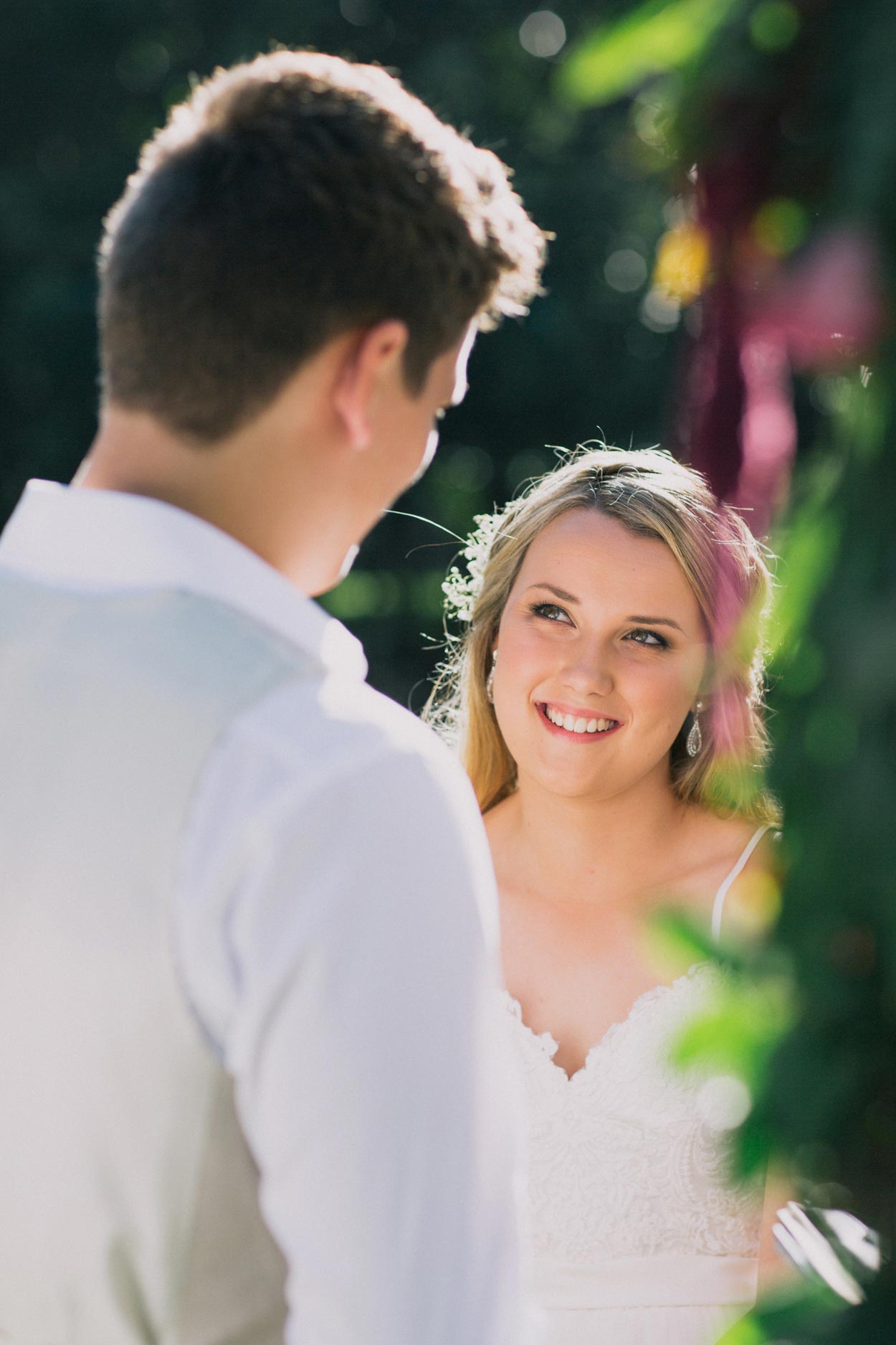 Noosa Beach Wedding Elopement - Sunshine Coast, Queensland, Australian Photographer