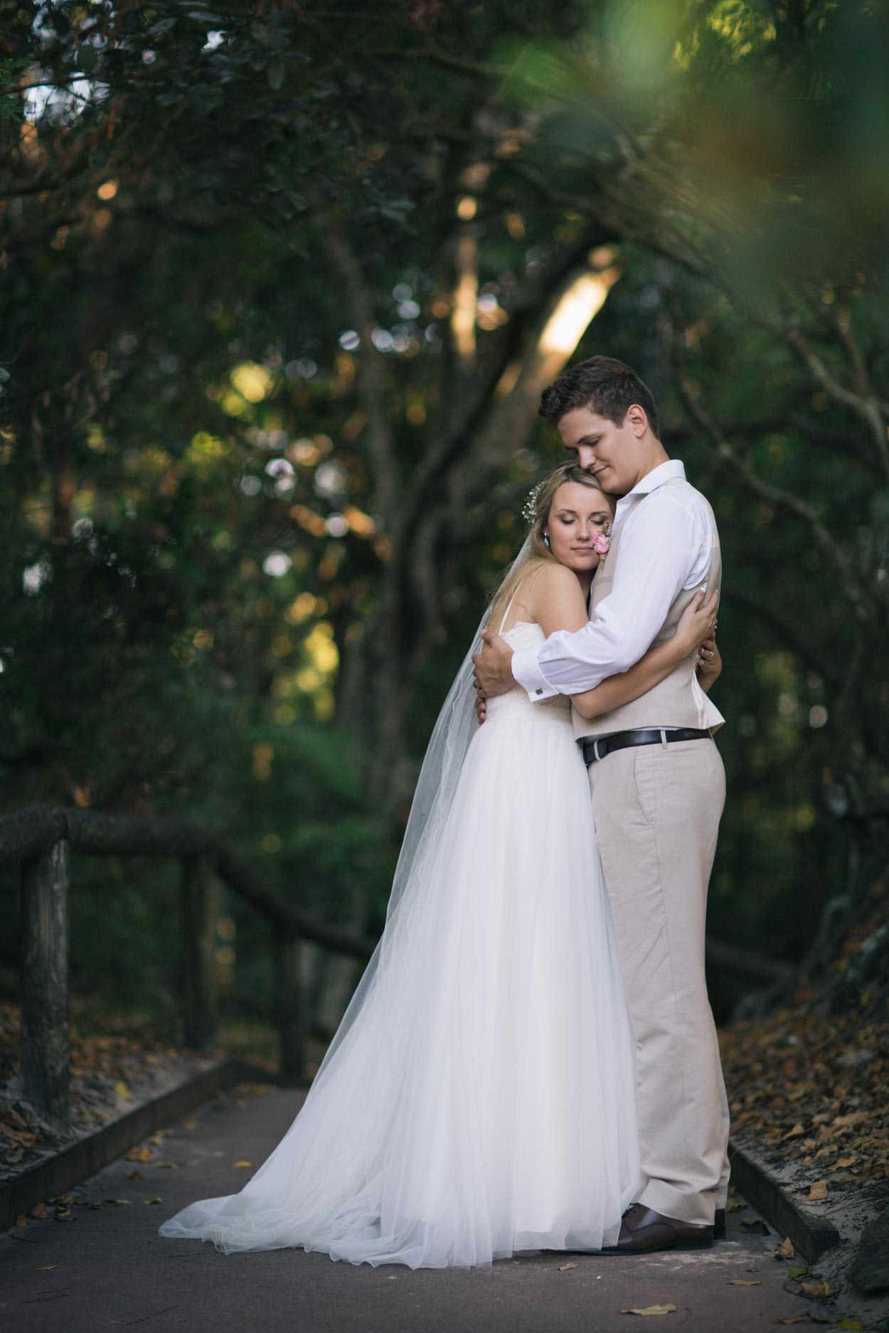 Romantic Noosa Wedding Elopement - Sunshine Coast, Queensland, Destination Australian Photographers