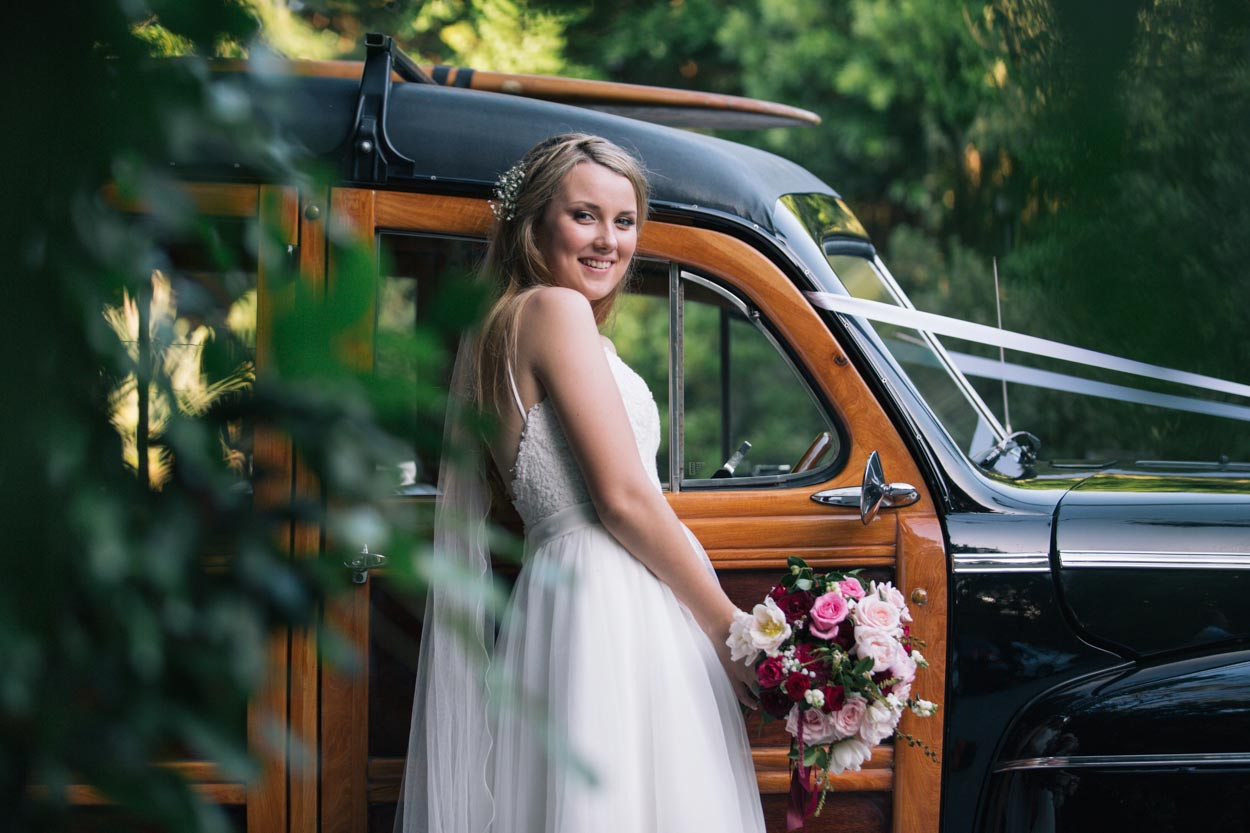 Noosa Woody Wedding Car - Sunshine Coast, Queensland, Destination Australian Photographers