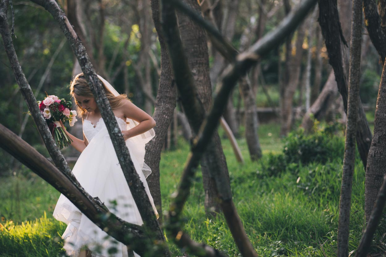 Best Noosa Wedding Elopement - Sunshine Coast, Queensland, Destination Australian Photographer