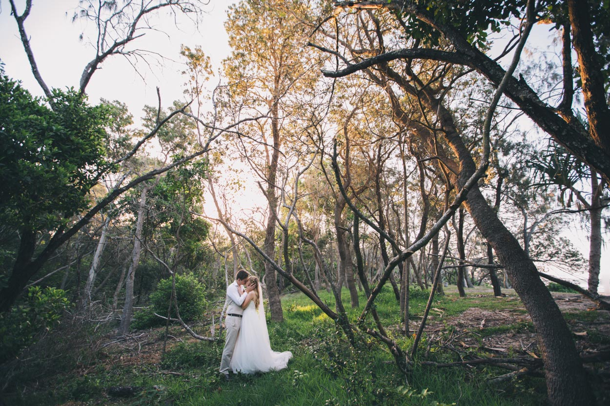 Elopement Wedding, Noosa Hidden Grove - Sunshine Coast, Queensland, Destination Australian Photographers