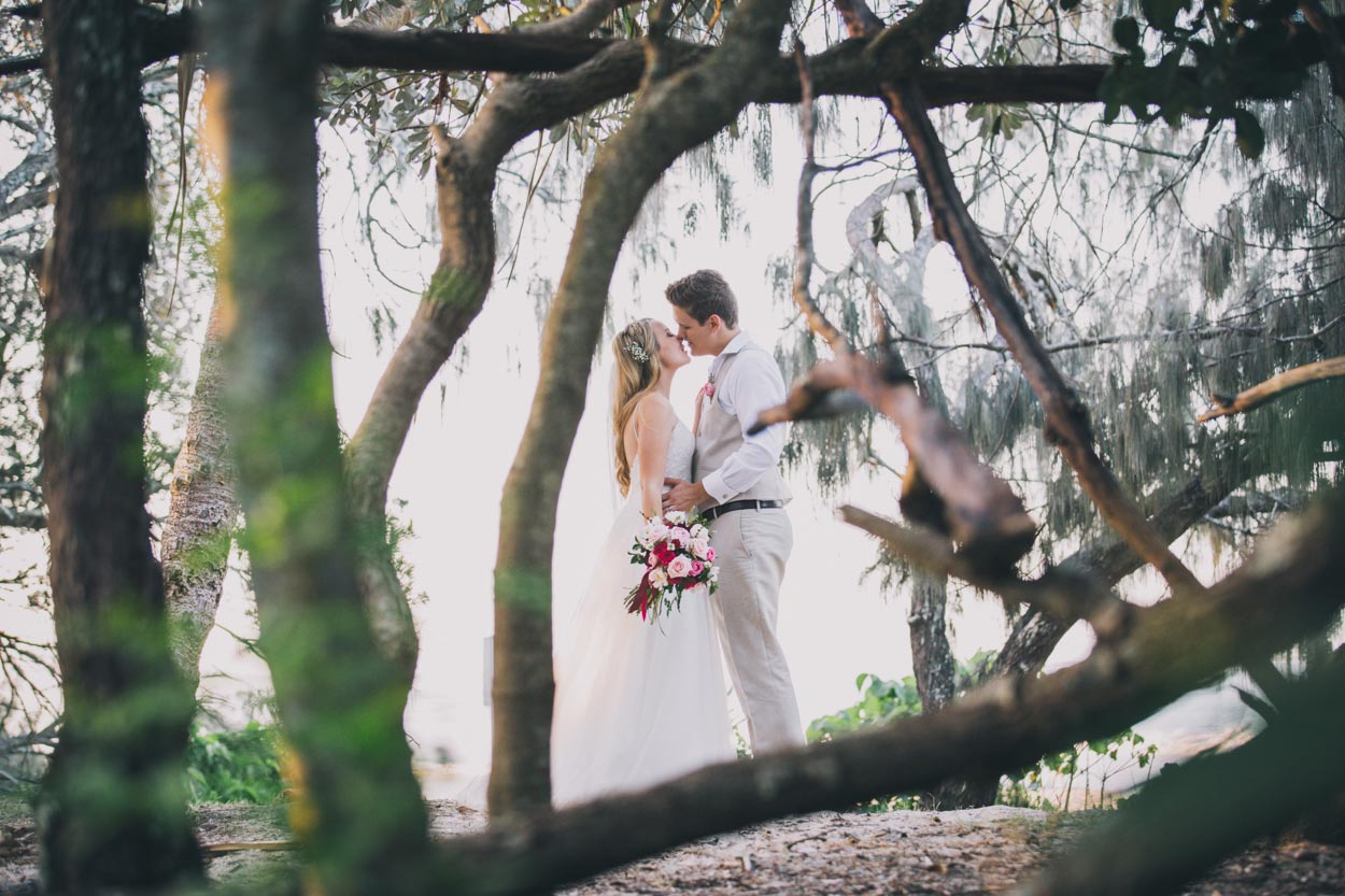 Sunshine Coast, Queensland, Destination Australian Photographer - Hidden Grove Wedding, Noosa