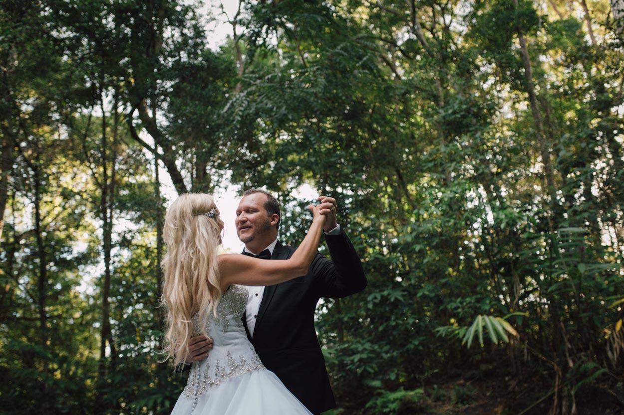 Noosa Woods Main Beach Wedding Destination,Sunshine Coast - Australian Photographer, Brisbane, Qld