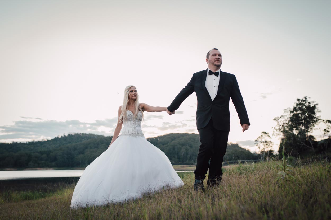 Love Heart, Sunshine Coast Wedding Photographer - Brisbane, Australian Destination Package Elopement