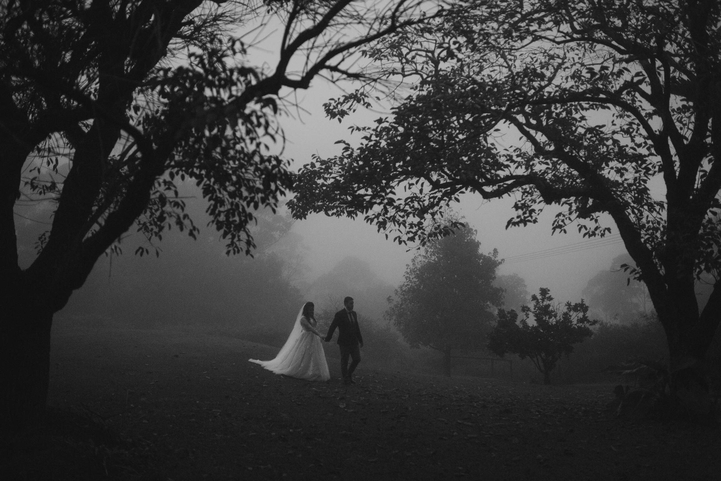 Mapleton Falls, Sunshine Coast, Australian Pre Wedding Photos - Brisbane, Queenlsland Destination Blog Photographer