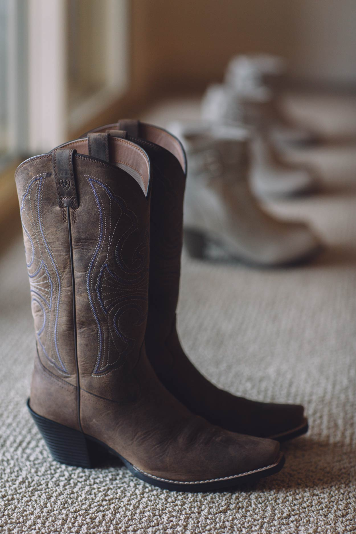 Chic Country Pre Destination Pre Wedding Boots, Montvile - Brisbane, Queensland, Australian Elopement