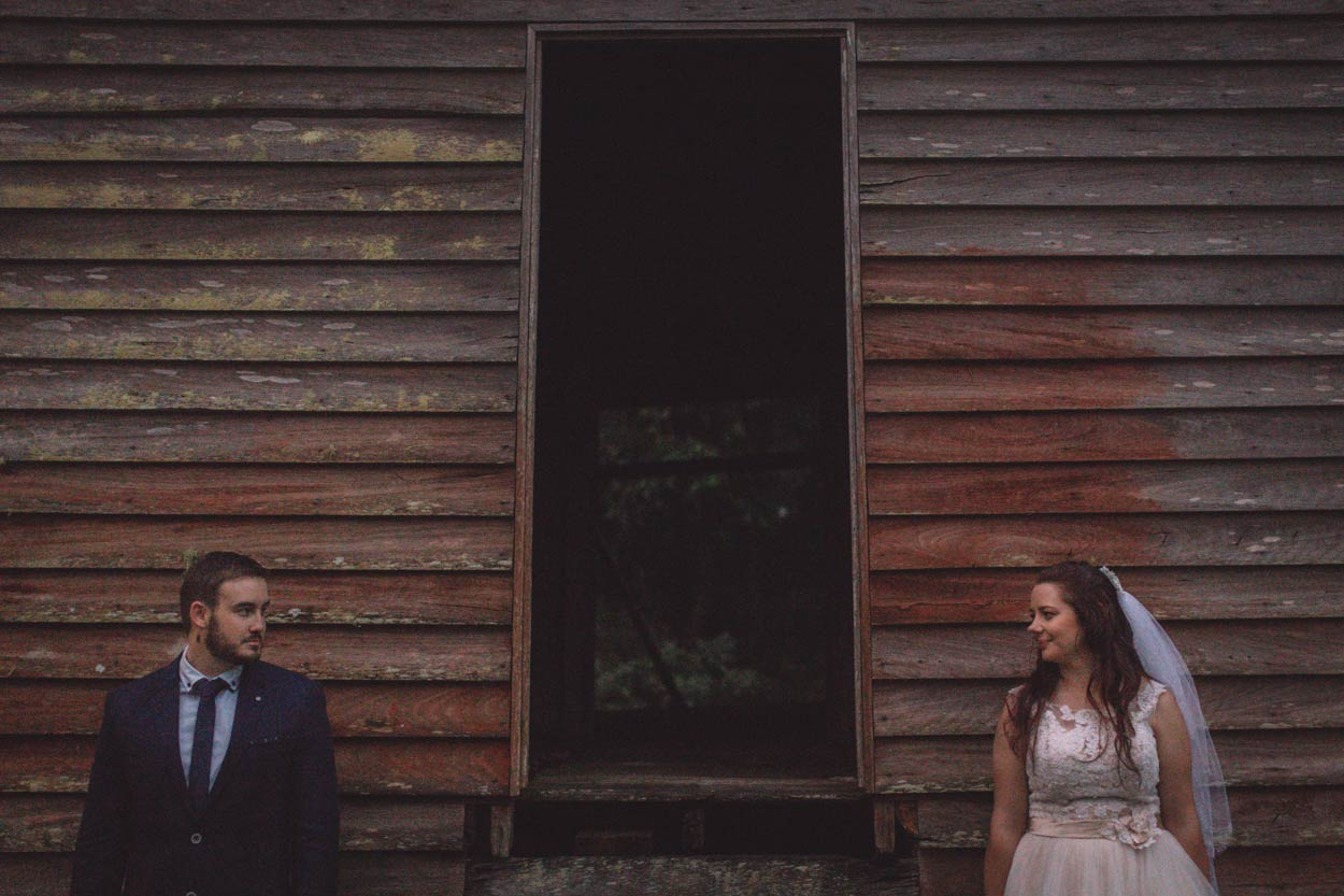 Rustic Maleny, Sunshine Coast Pre Wedding Photographer - Brisbane, Queensland, Australian Destination Elopement