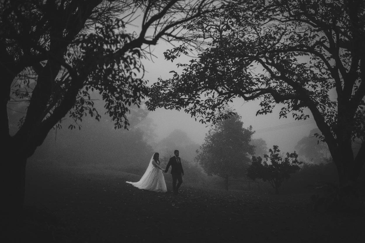 Natural Montville, Australian Destination Pre Wedding Elopement - Brisbane, Queensland Photographers