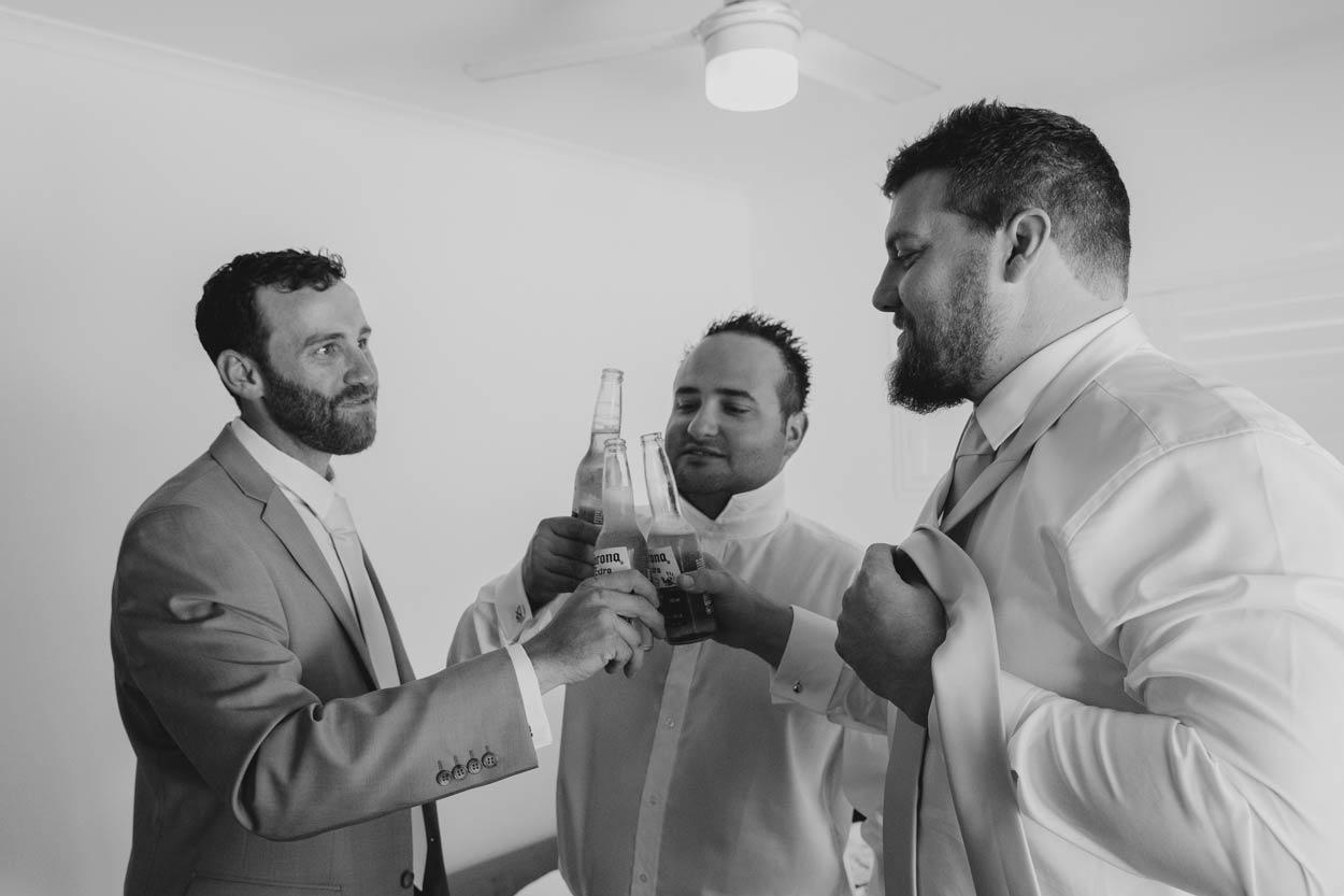 Fun Peregian, Queensland Destination Wedding Elopement - Sunshine Coast, Australian Boho Photographers