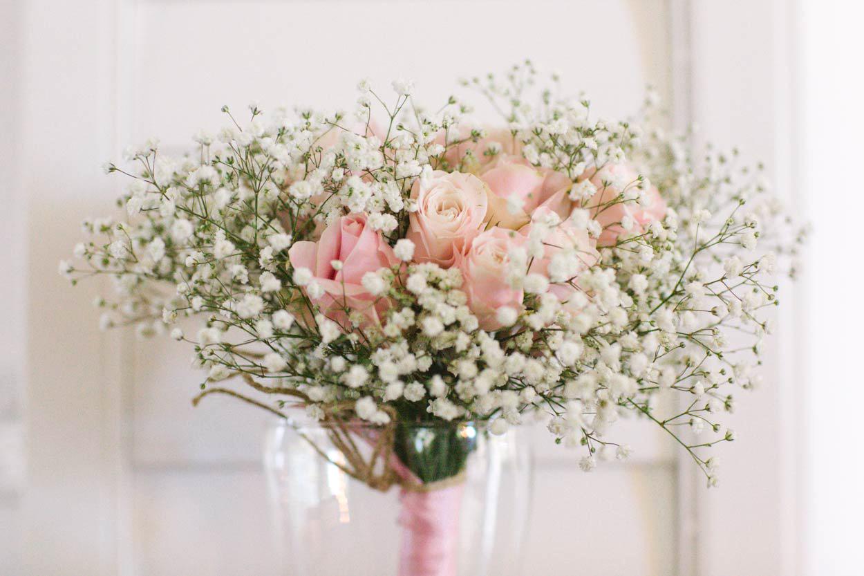 Yandina Station Floral Wedding Bouquet, Sunshine Coast - Brisbane, Queensland, Australian Destination