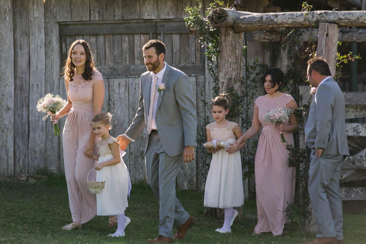 Amazing Yandina Station Ceremony Destination Photographer - Sunshine Coast, Brisbane Wedding
