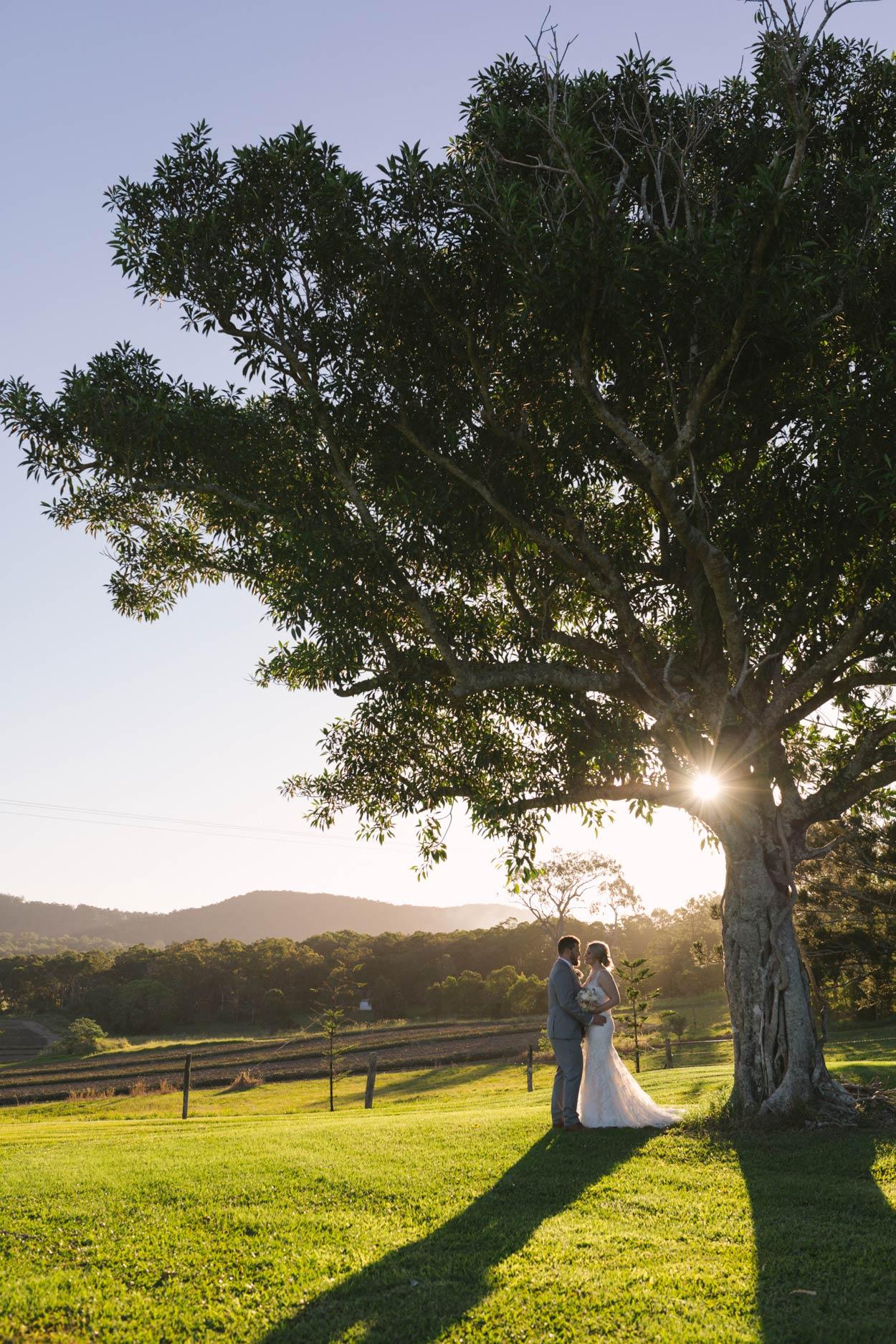 Yandina Station Sunset Pre Wedding Photographers - Brisbane, Sunshine Coast, Australian Destination
