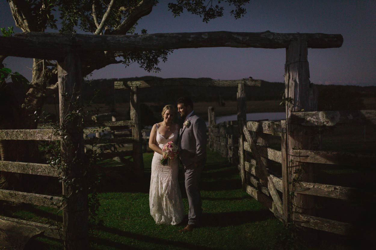 Romantic Yandina Station Eco Wedding - Brisbane, Sunshine Coast, Australian Photographer