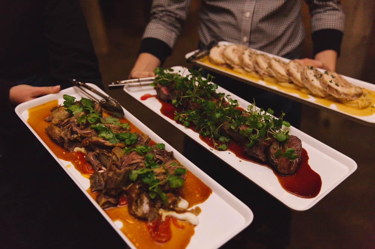 Yandina Station Reception Food Menu, Sunshine Coast - Brisbane, Queensland, Australian Destination Photographer