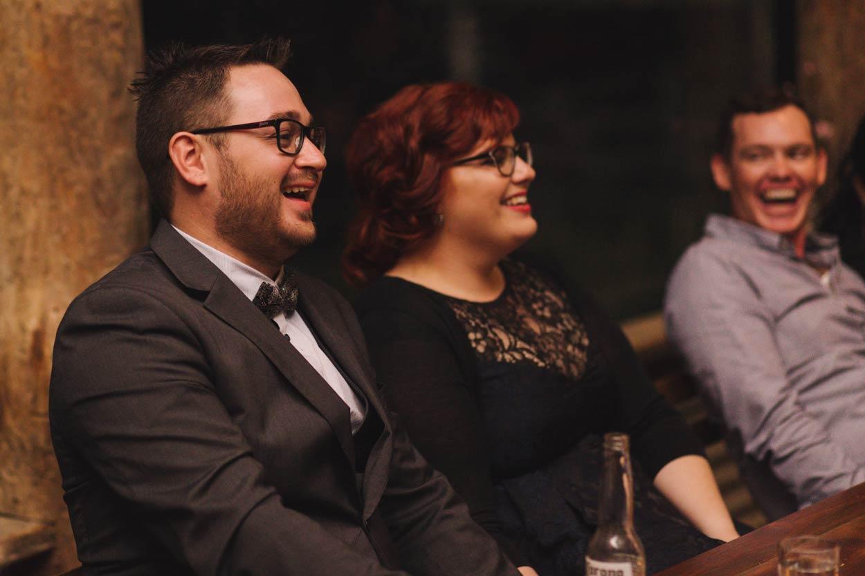 Wedding Reception Guests, Yandina Station, Sunshine Coast - Best Brisbane, Australian Destination