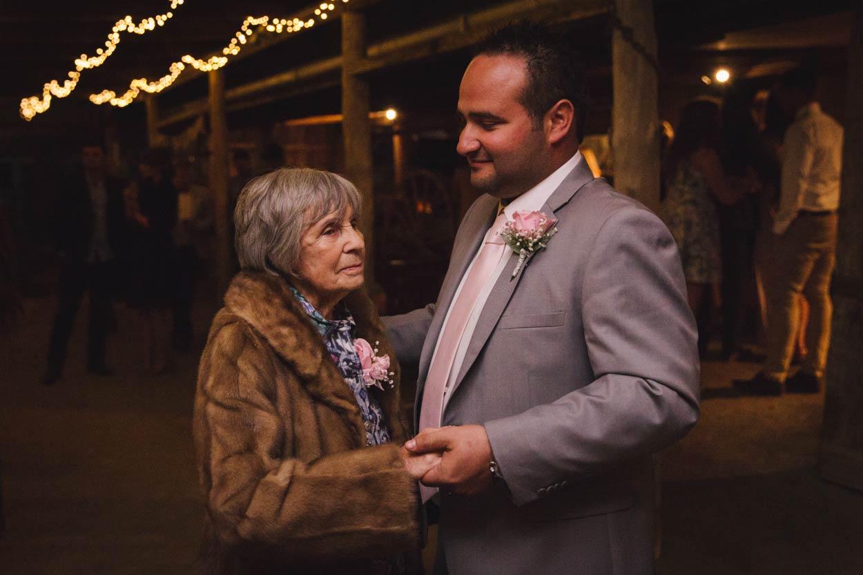 Beautiful Grandmother Wedding Dance, Yandina Station - Sunshine Coast, Brisbane, Australian Photographers