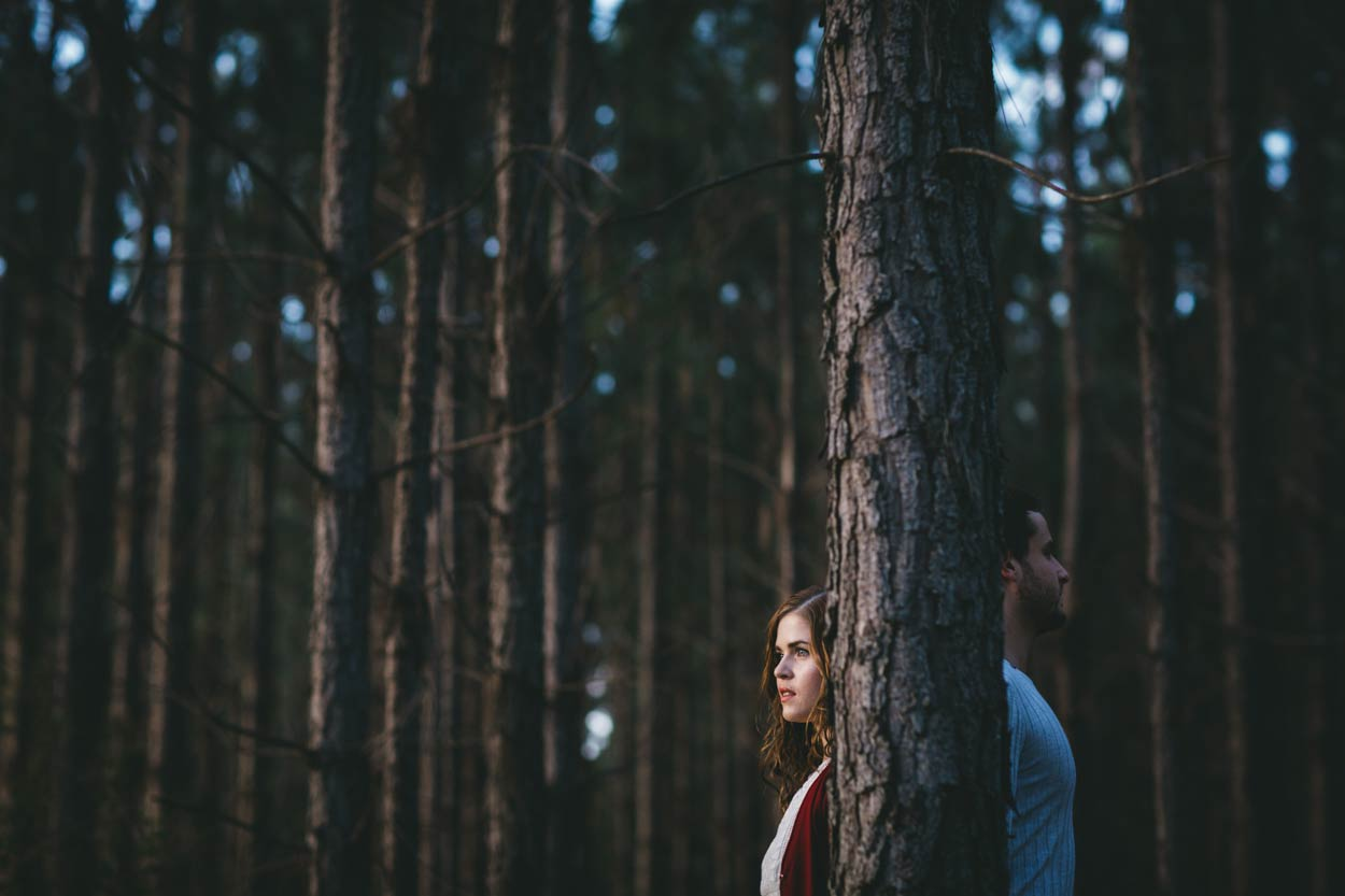 Brisbane Pine Trees, Sunshine Coast Pre Wedding Engagement Shoot - Best Queensland, Australian Photographers