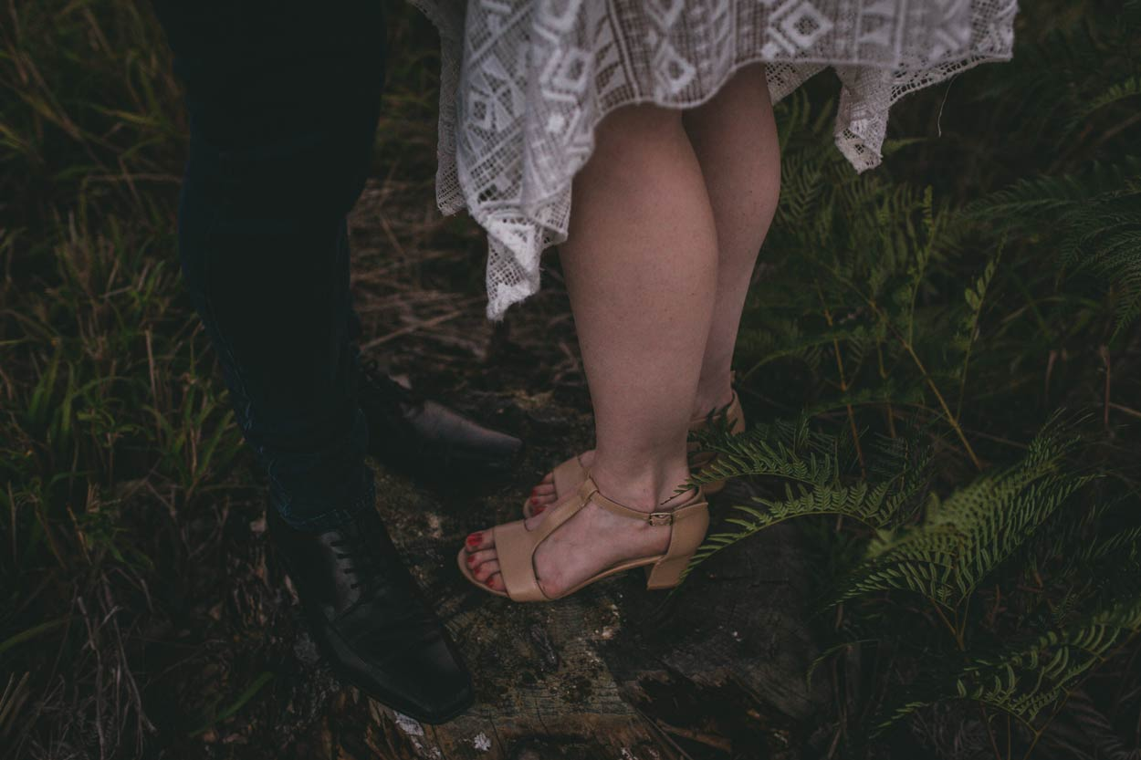 Romantic Maleny, Sunshine Coast Destination Engagement Photographer - Australian Blog Photos
