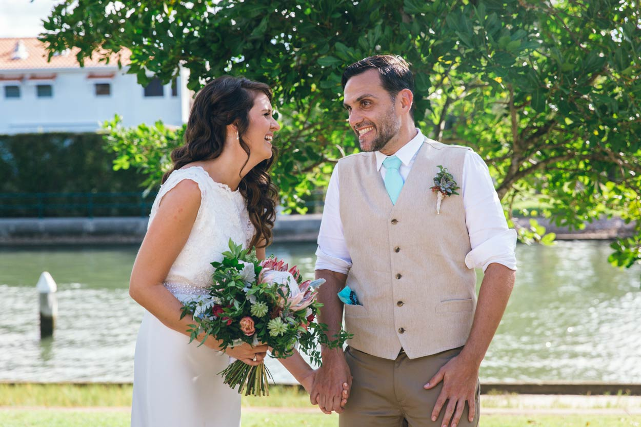 Best Noosa Waterfront Eco Wedding Photographers - Brisbane, Sunshine Coast, Australian Destination Blog