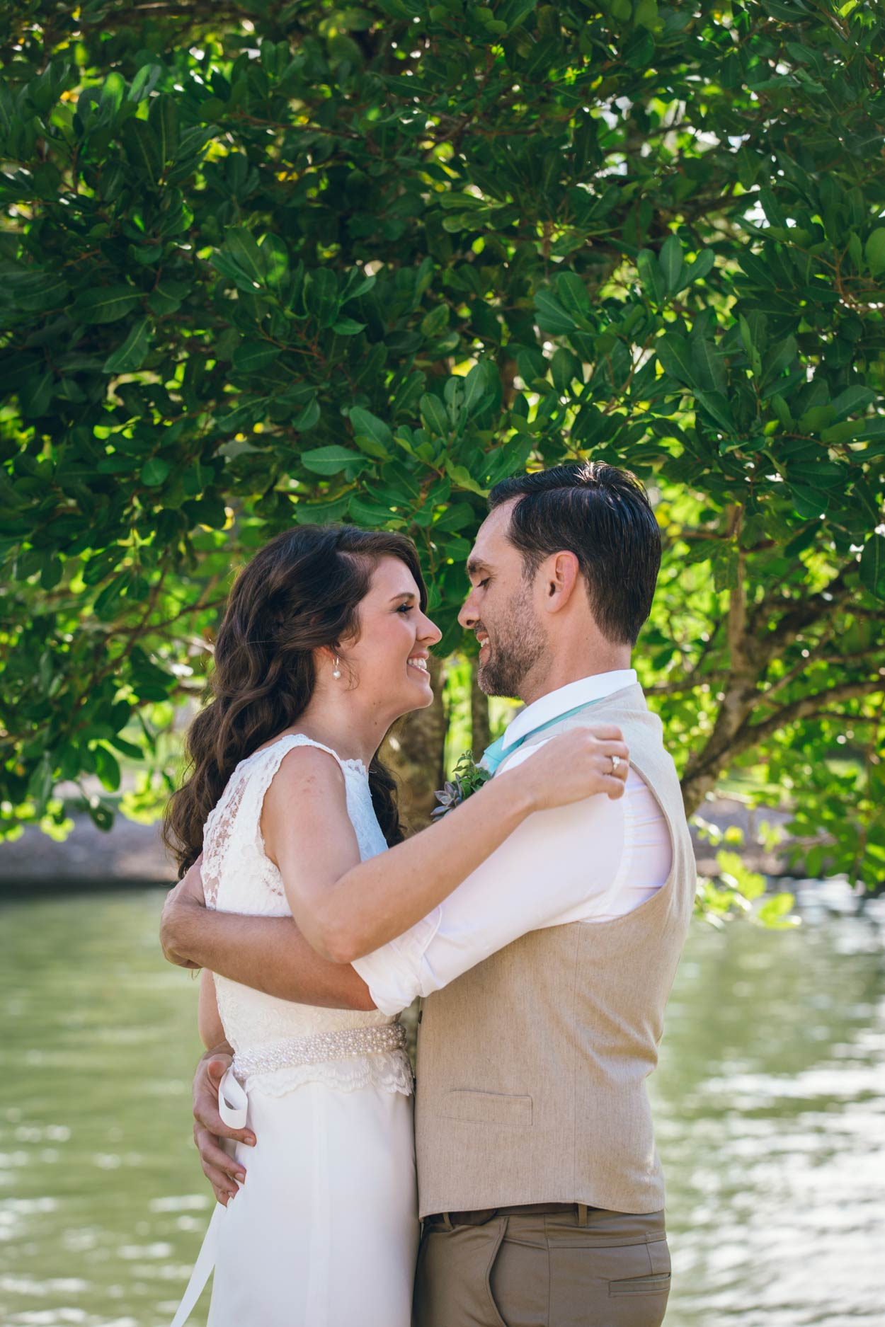 Noosa River Wedding, Sunshine Coast Photographer - Sunshine Coast, Brisbane, Australian Destination Eco Elopement