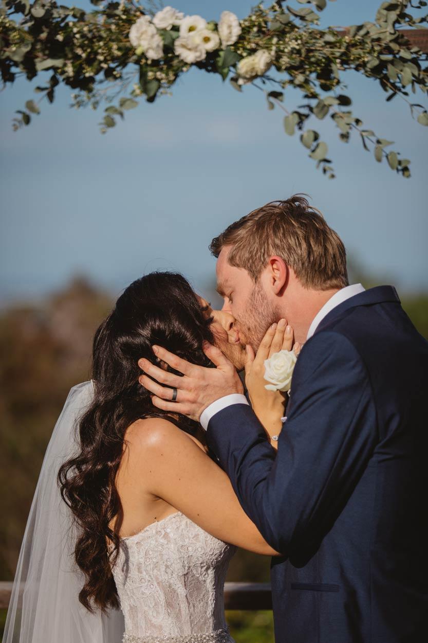 Top 50 Junebug Destination Wedding Photographers - Sunshine Coast, Australian Elopement Blog Photos Moments