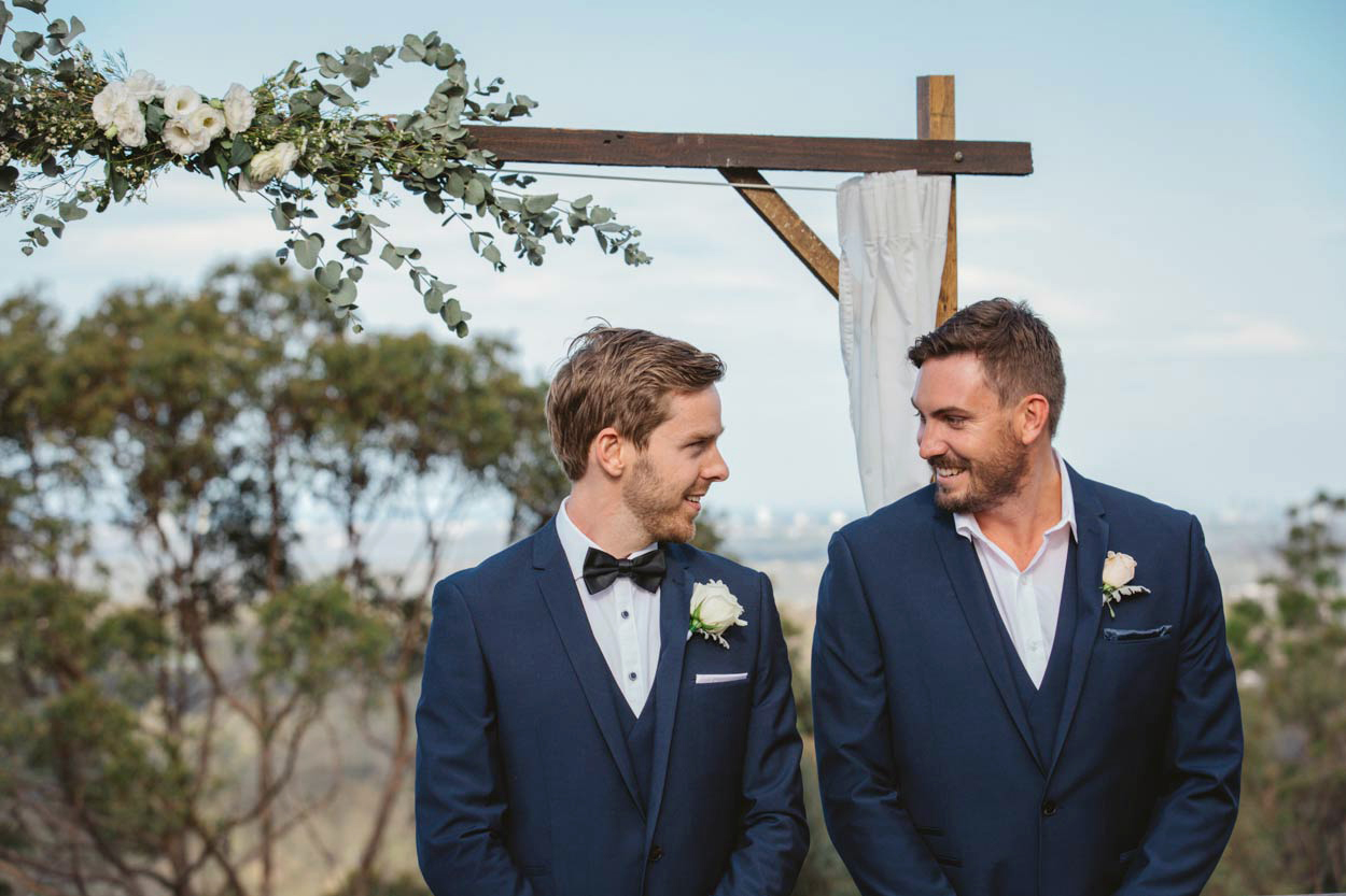 Montville Pre Wedding Destination Elopement Photos - Sunshine Coast, Brisbane, Australian Blog Photographer
