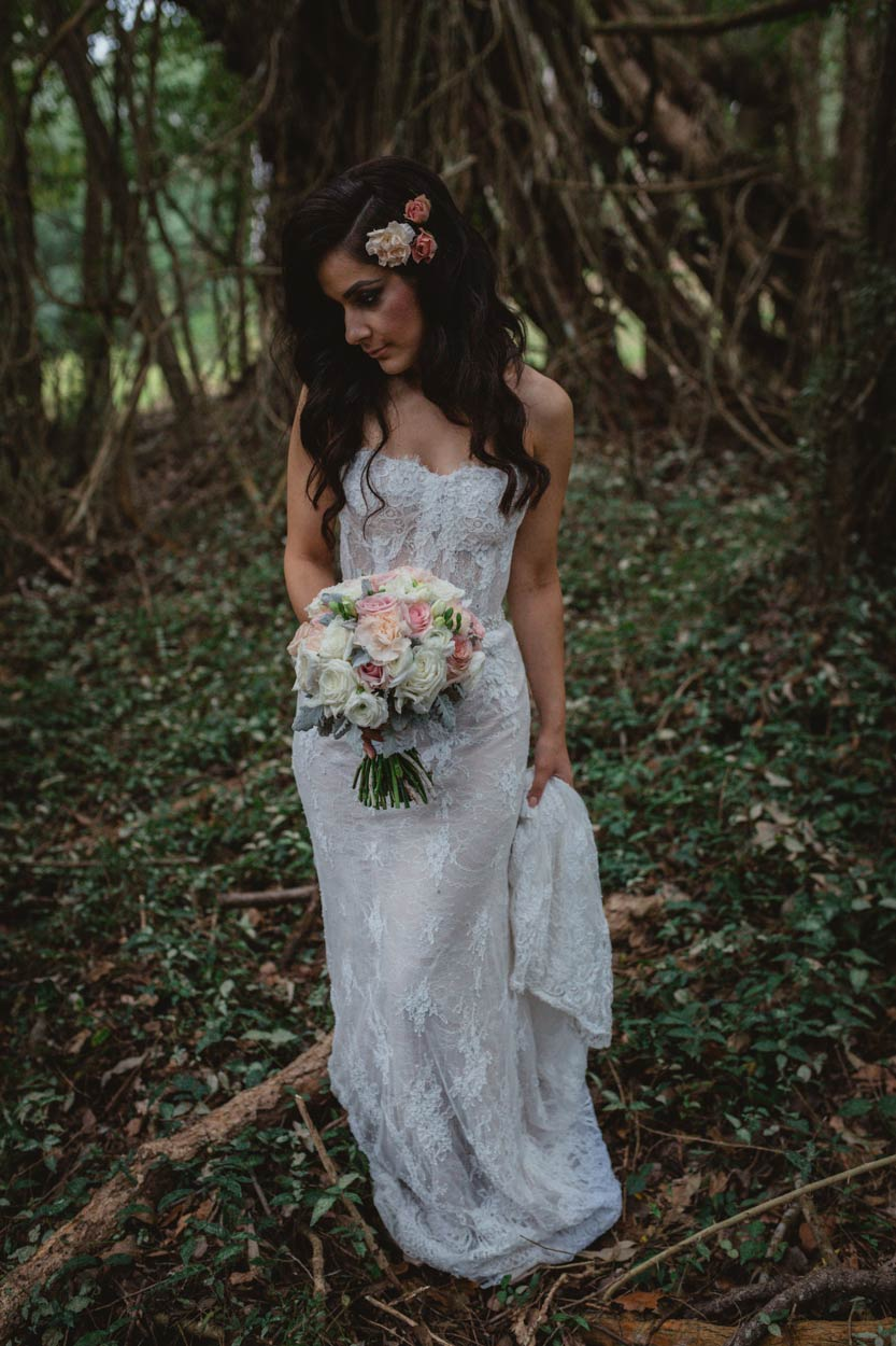 Gold Coast Bride Portraits, Peppers Ruffles Destination Wedding - Sunshine, Brisbane, Australian World's Best Photographer