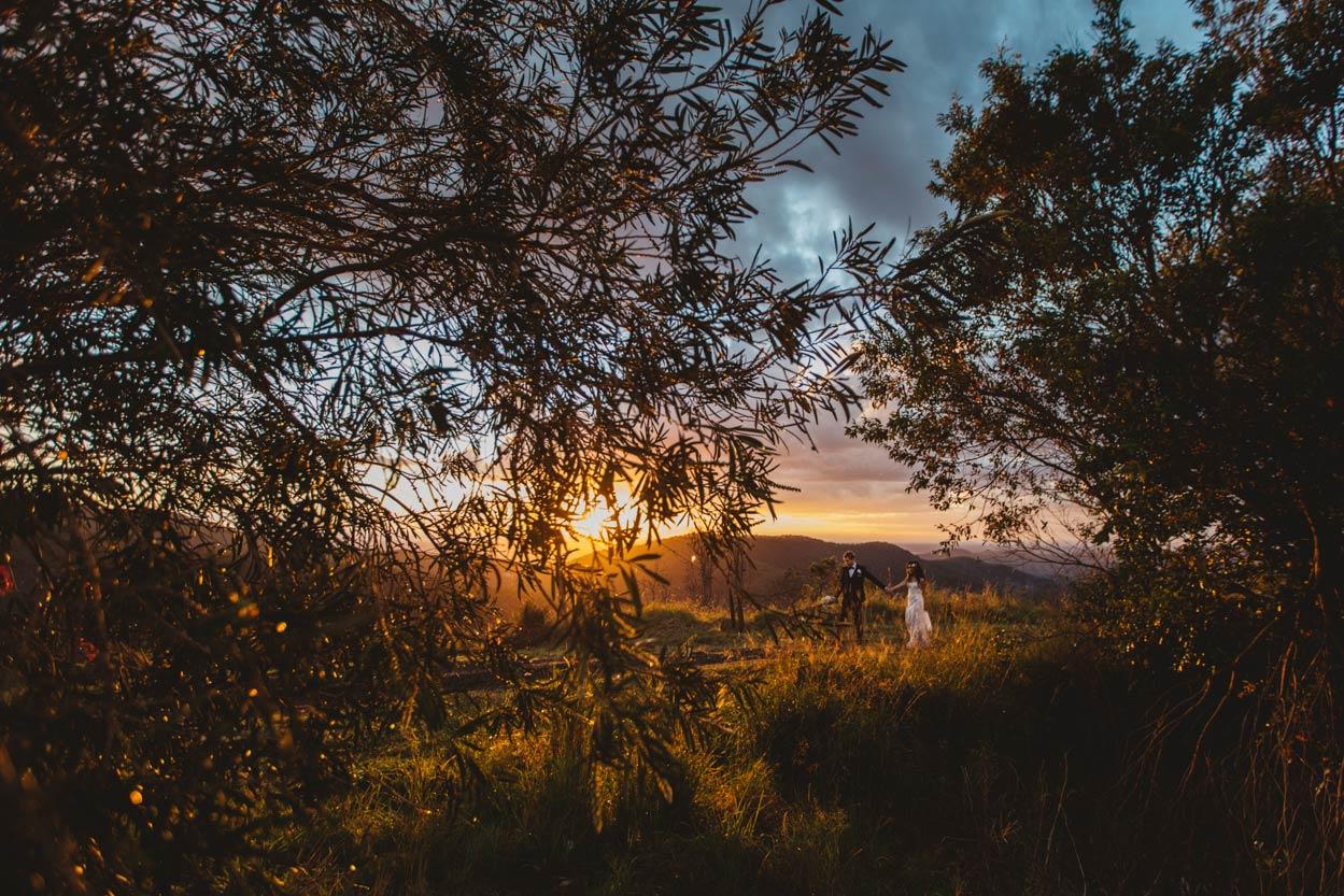 Creative Mount Tamborine Pre Destination Wedding Photographers - Sunshine, Gold Coast, Australian