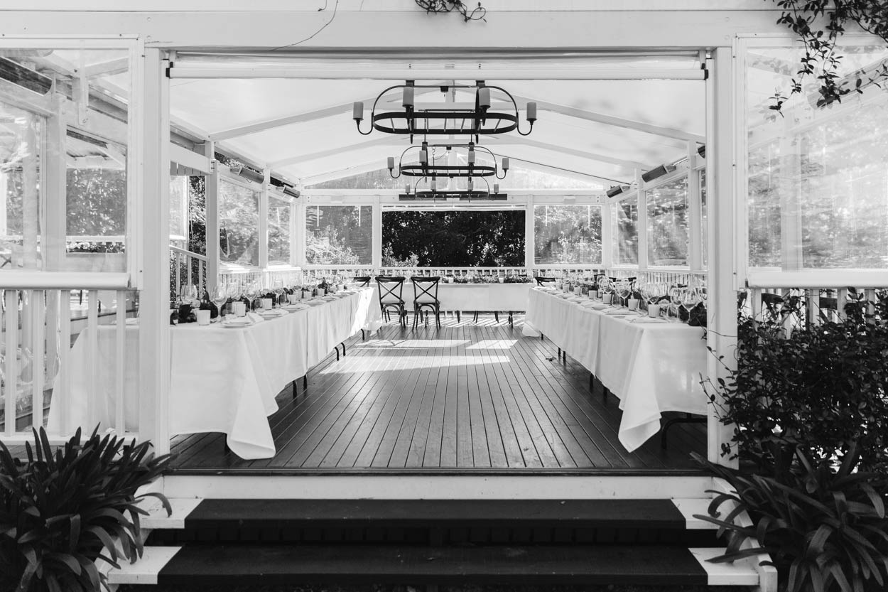 Spicers Clovelly Deck Reception, Montville - Brisbane, Sunshine Coast, Australian Wedding Photographer