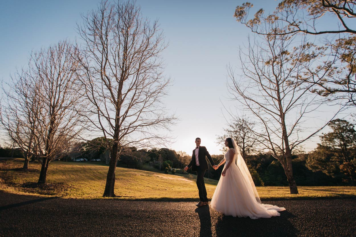 Top 10 Sunshine Coast, Australian Destination Wedding Photographers - Montville, Australian Packages