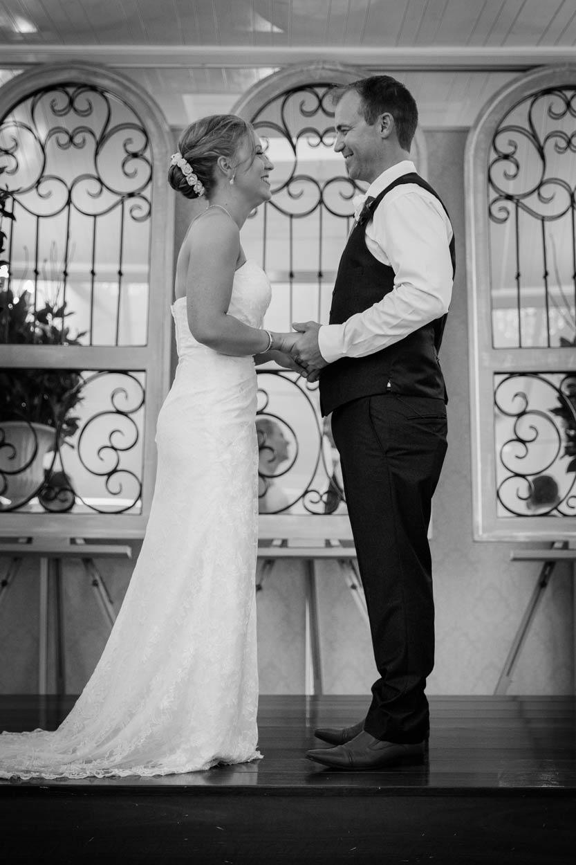 Beautiful Maleny Destination Wedding Photographer - White Wedding Church, Sunshine Coast, Australian